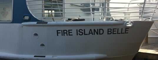 Fire Island Ferries is one of Brian 님이 좋아한 장소.