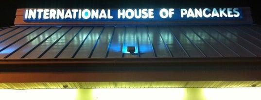 IHOP is one of Lugares favoritos de Lisa.