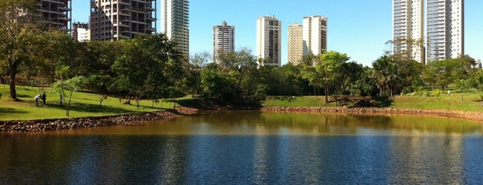 Parque Vaca Brava is one of Lugares legais em Goiania.