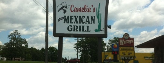 Camelia's Mexican Grill is one of Garyさんのお気に入りスポット.