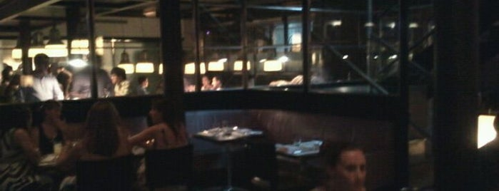 Mercer Kitchen is one of David's New York favourites.