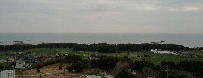 地球の丸く見える丘展望館 is one of Mizuno'nun Beğendiği Mekanlar.