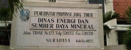 Dinas ESDM Provinsi Jawa Timur is one of Government of Surabaya and East Java.