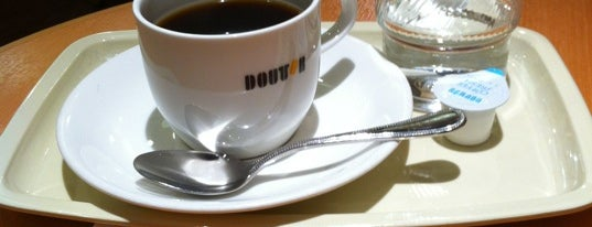 Doutor Coffee Shop is one of のぞ'ın Beğendiği Mekanlar.