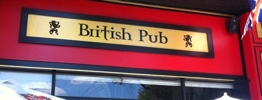 Union Jack's British Pub is one of Bar Brewery Pub.