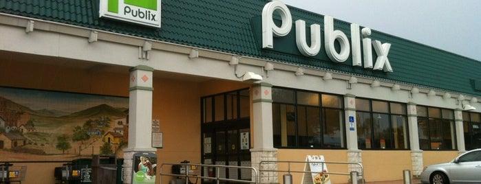Publix is one of Orte, die Clark gefallen.