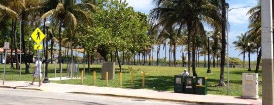 Marjory Stoneman Douglas Ocean Beach Park is one of Gespeicherte Orte von Fabio.