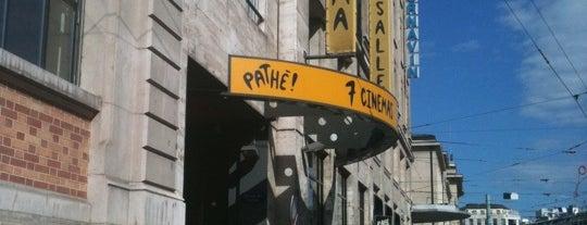 Pathé Rialto is one of Tempat yang Disukai David.