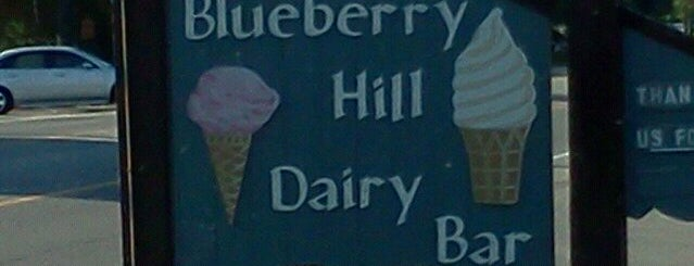 Blueberry Hill Dairy Bar is one of Cynthia 님이 저장한 장소.