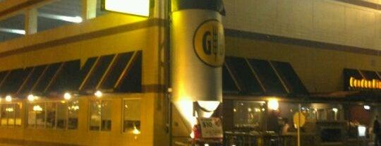Gordon Biersch Brewery Restaurant is one of Georgia Brew Pubs.