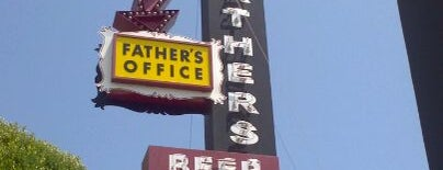 Father's Office is one of 100 Beer Bars to Try.