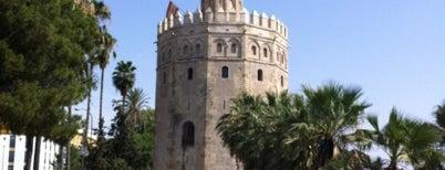 Torre del Oro is one of Cosas que ver en Sevilla.