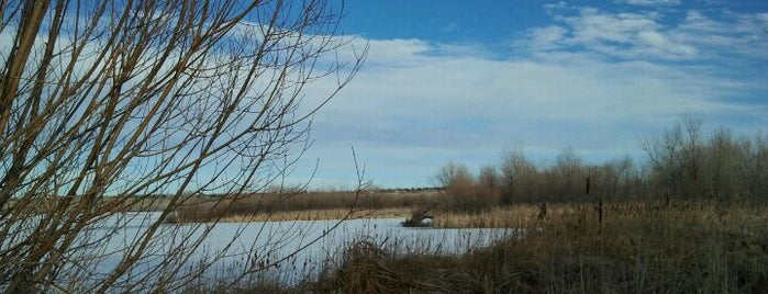 Cherry Creek State Park is one of Denver.