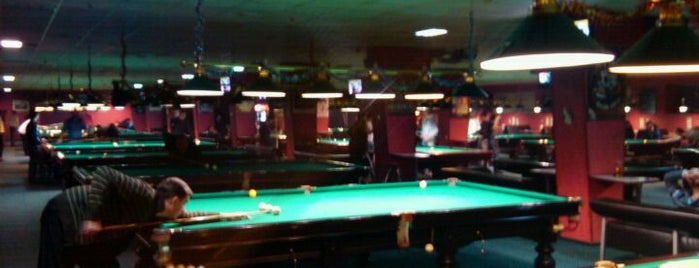 Weekend Billiard Club is one of Meskenler.