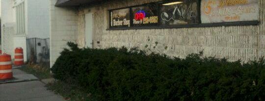 Big Head's Barbershop is one of MILL TOWN.