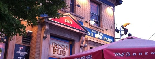 Murphy's Law is one of Toronto's Best Patios.