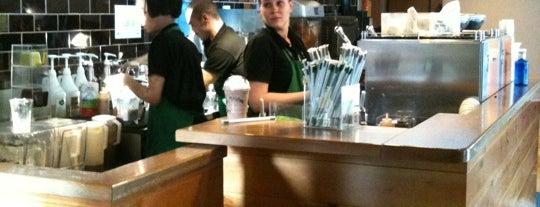 Starbucks is one of Вкусные места.