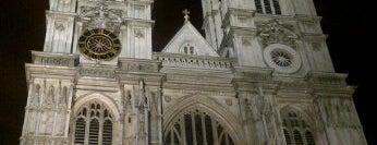 Abadía de Westminster is one of World Sites.