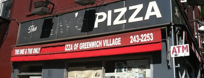 Ray's Pizza of Greenwich Village is one of Best NYC Pizza.