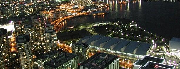 展望フロア スカイガーデン is one of 日本夜景遺産.