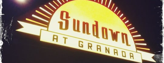 Sundown at Granada is one of Favorite Nightlife Spots.