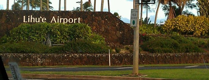 Lihue Airport (LIH) is one of Where to Use Paperless Boarding Passes.