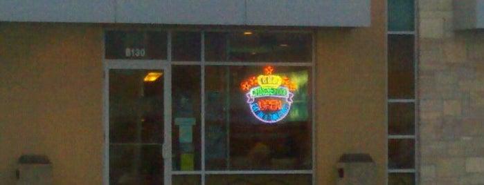 King's Wok is one of สถานที่ที่ Becky ถูกใจ.