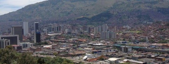 Cerro Nutibara is one of Medellín.