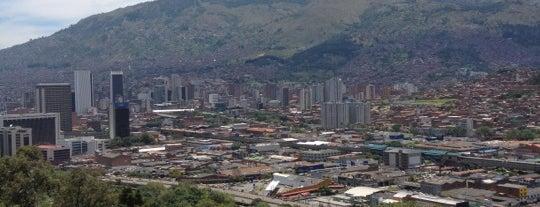 Cerro Nutibara is one of Medallo.
