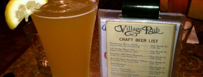 Village Pub is one of Twin Cities Kid Friendly.