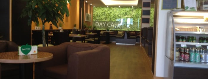 Day Café is one of No-smoking venues.