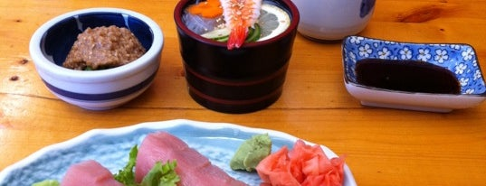 Hayashi Sushi is one of Jamesさんのお気に入りスポット.