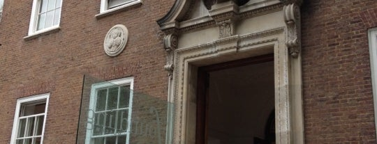 Foundling Museum is one of #OURLDN - WC2.