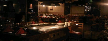Benihana is one of Alicia's Top 200 Places Conquered & <3.