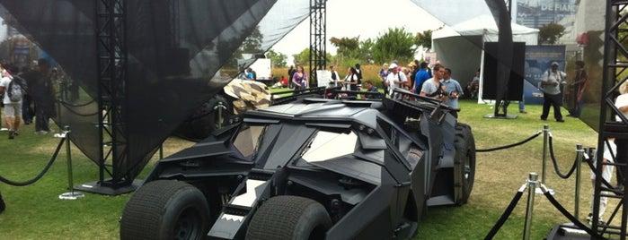 San Diego Comic-Con International 2012 is one of Orte, die Lindsay gefallen.