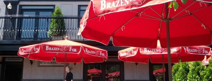 The Brazen Fox is one of Westchester.