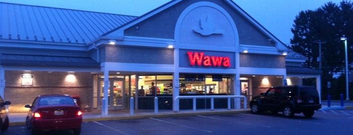 Wawa is one of Gunsser : понравившиеся места.