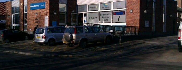 Horncastle Library is one of GLL Libraries.