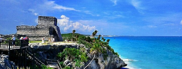 Parque Nacional Tulum is one of Cancún, MEX.