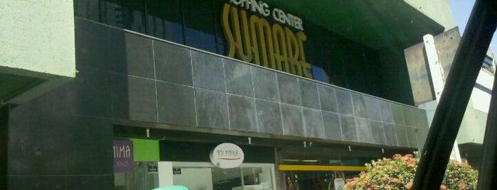 Shopping Sumaré is one of Salvador, Brasil.