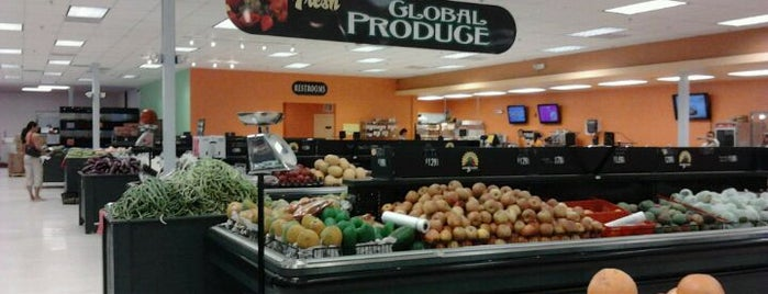 Li Ming's Global Mart is one of Triangle Checklist.