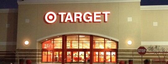 Target is one of Spring Break!.