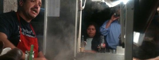 """Tacos """"El Cuñado"""" is one of TAQUERIA."""