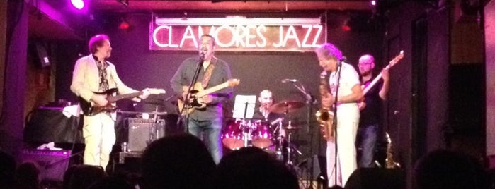 Sala Clamores is one of Madrid.