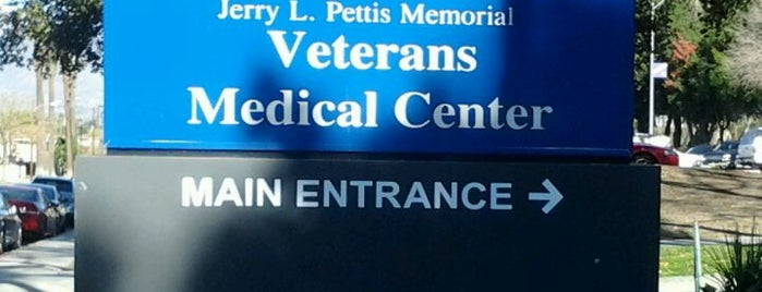 Jerry L. Pettis Memorial VA Medical Center is one of California San Diego.