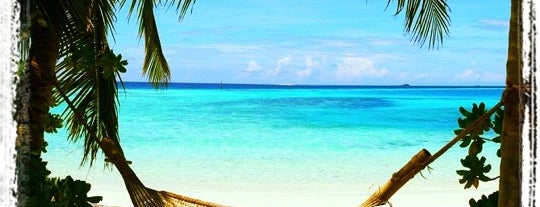 Baros Maldives is one of Maldives - The Sunny Side of Life.