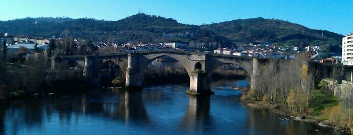 Ponte Romana de Ourense is one of Lieux qui ont plu à Yago.