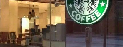 Starbucks is one of Hmm!.