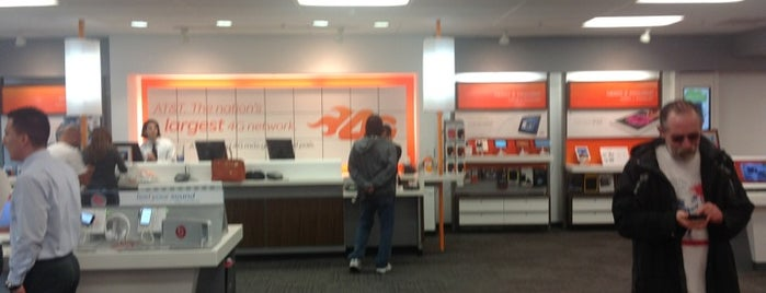 AT&T is one of Miami.