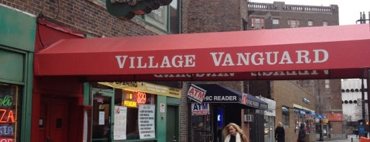 Village Vanguard is one of All-time favorites in United States (Part 1).